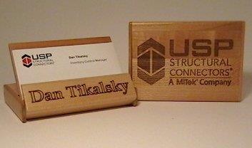Custom Laser Cut Corporate Items